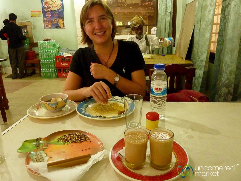Lunch at a Local Resturant - Khulna, Bangladesh