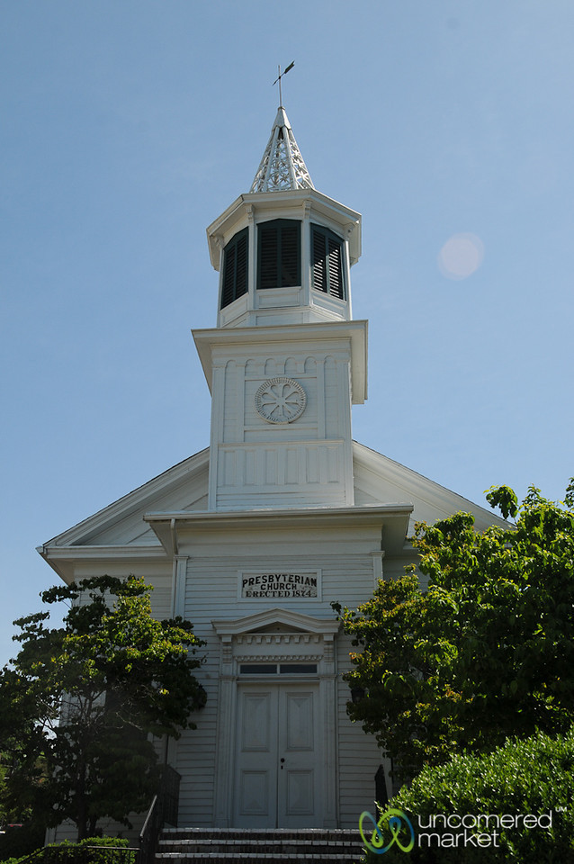 Cute Historic Presbyterian Church in Vienna, Virginia