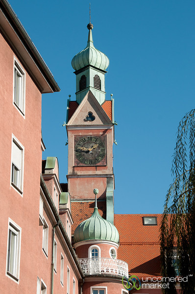 Munich Steeples - Bavaria, Germany
