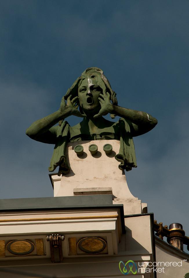 Calling Out to the Naschmarkt - Vienna, Austria