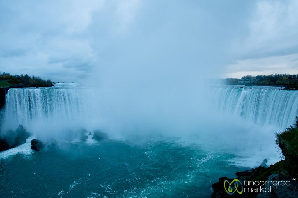 Mighty Niagara Falls - Canada