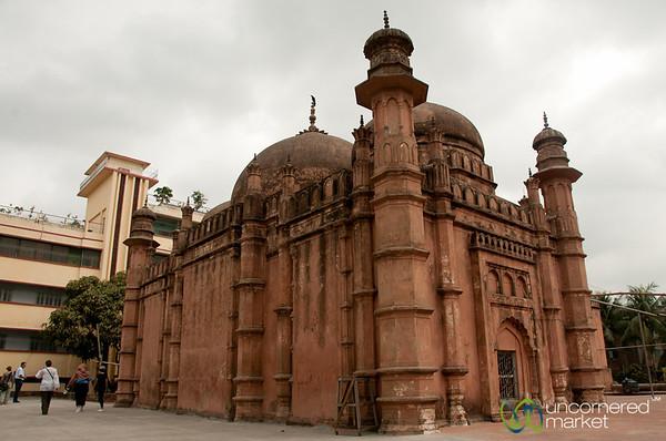 Khan Md Mirdha Mosque - Old Dhaka, Bangladesh