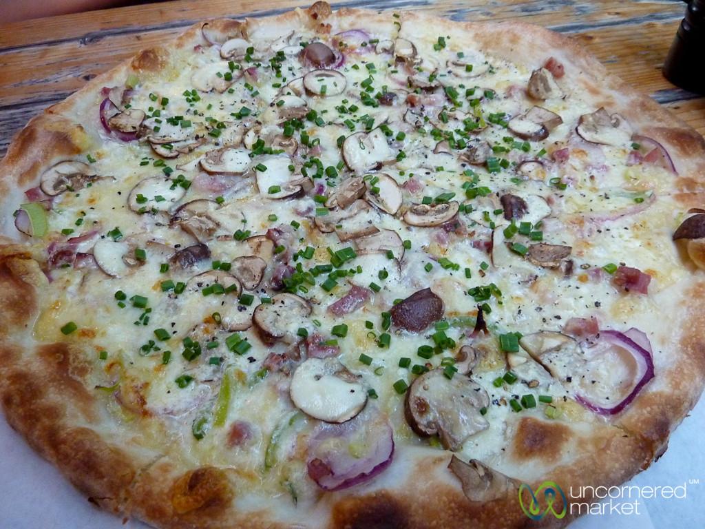 Tirol Pizza at Gasthaus Figl - Kreuzberg, Berlin