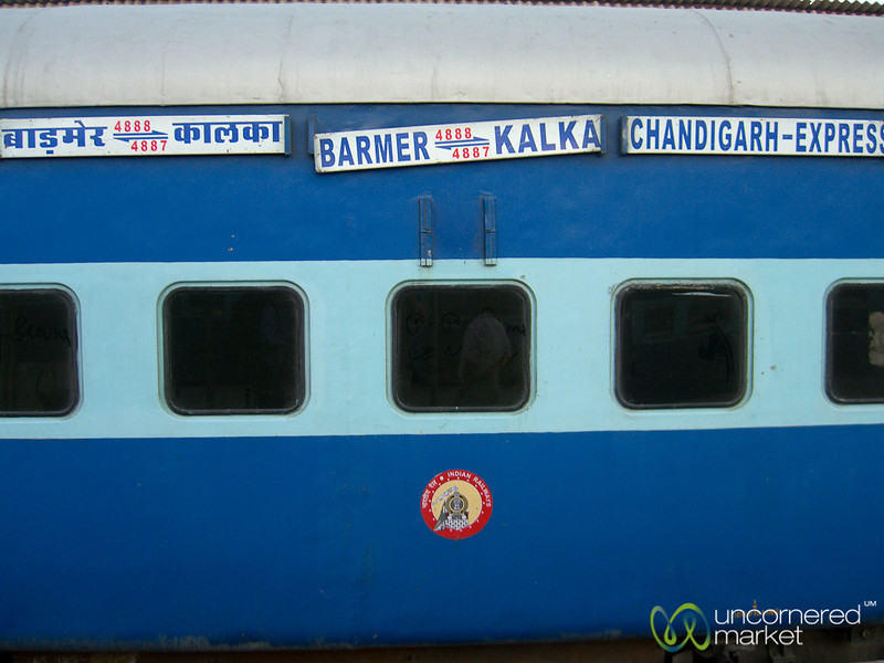 Bikaner to Chandigarh Express in India