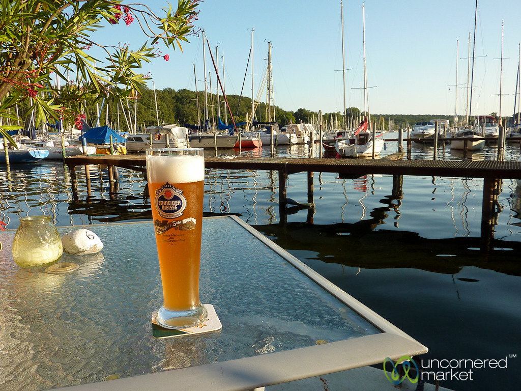 Cold Beer on the Canals - Spandau, Berlin