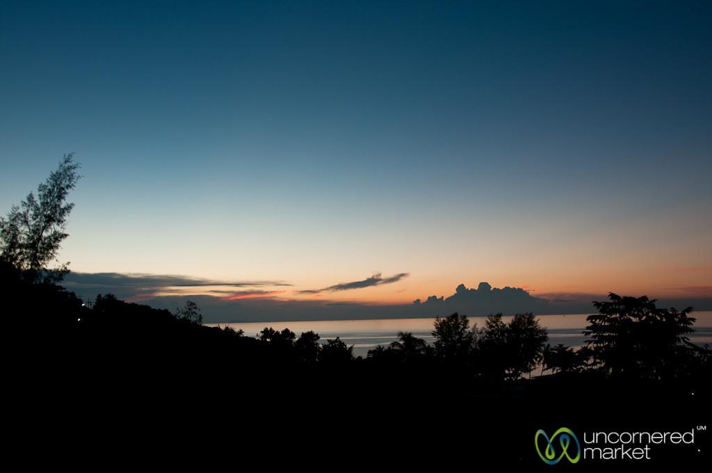 Sunset Views - Haad Yao, Thailand