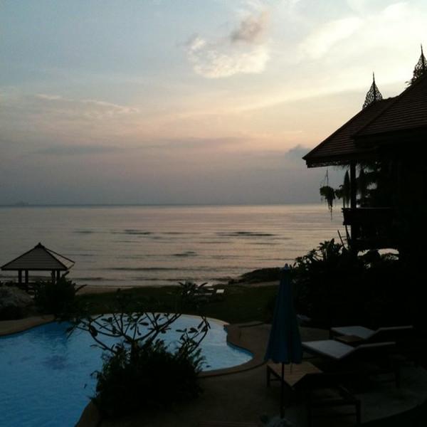 New home, Koh Samui