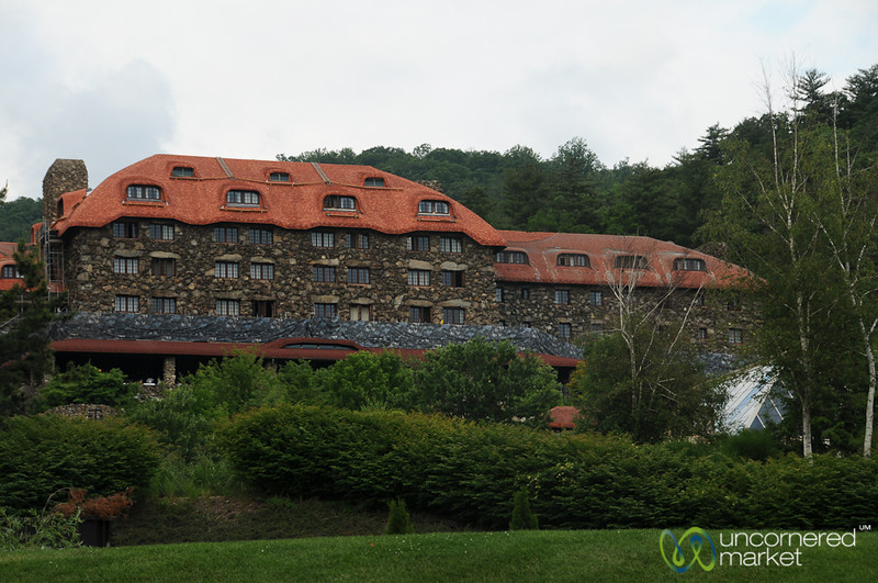 Grove Park Inn - Asheville, North Carolina