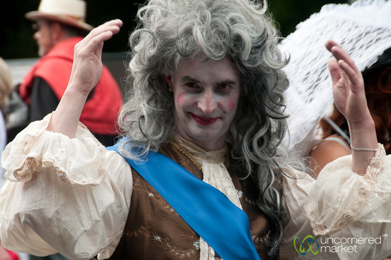 Gay Pride Goes for Classic Look - Berlin, Germany