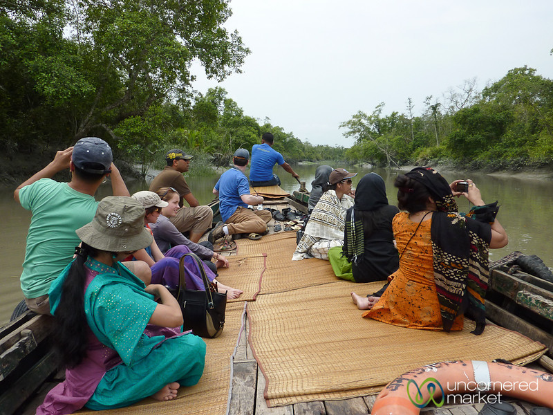 Boat Ride in the Sundarbans - Bangladesh