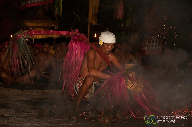 Dancing through Fire - Ubud, Bali