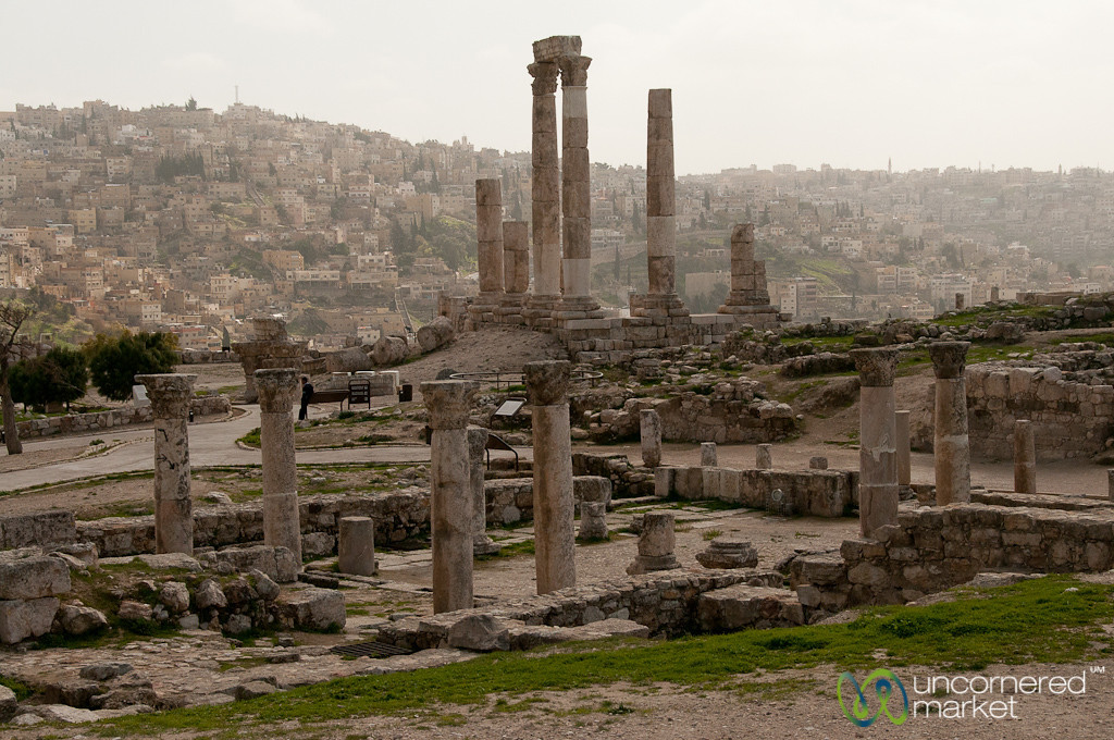 Amman's Ancient and Modern Cities - Jordan