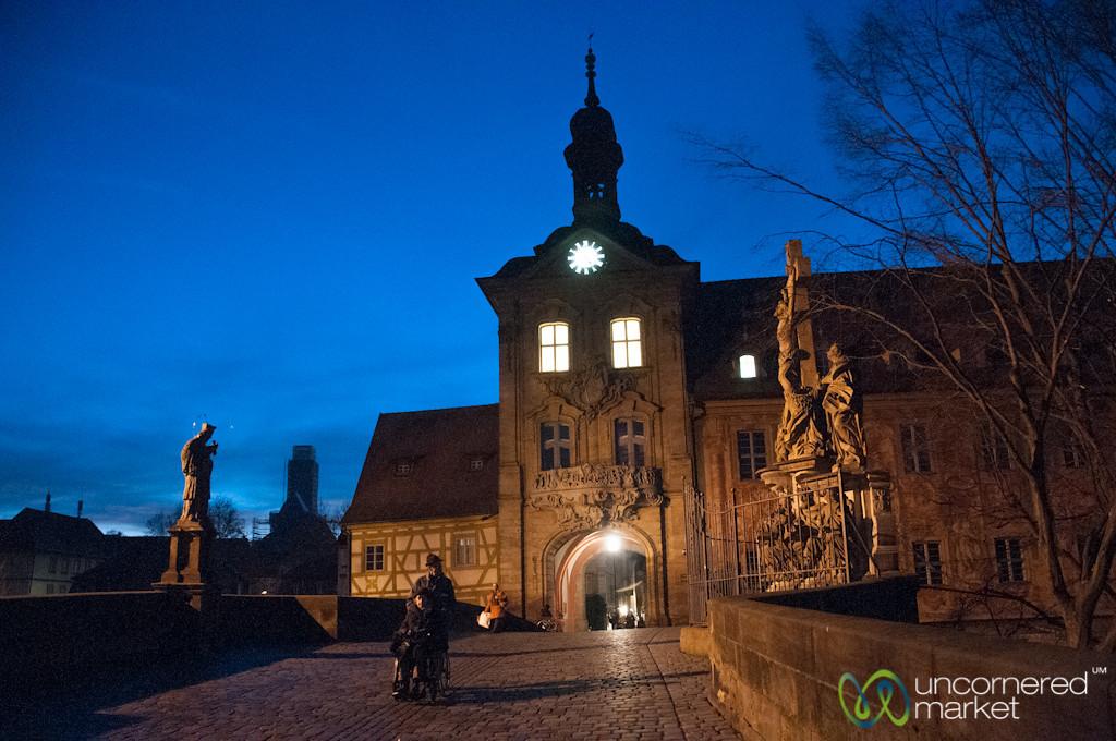 Bamberg Old Town Bridge - Bavaria, Germany
