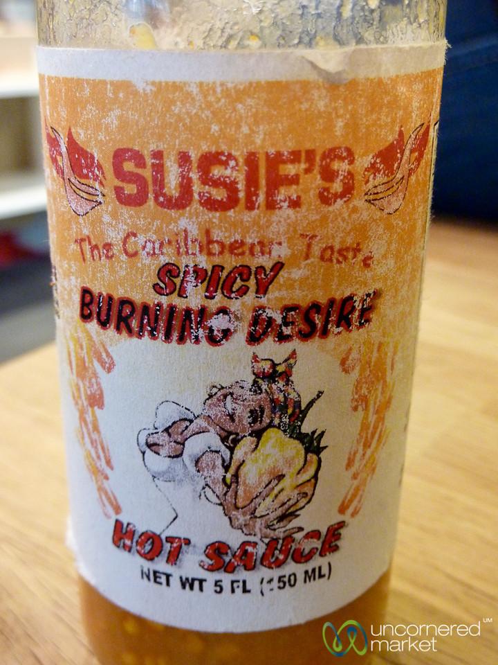 Susie's Spicy Burning Desire - Berlin