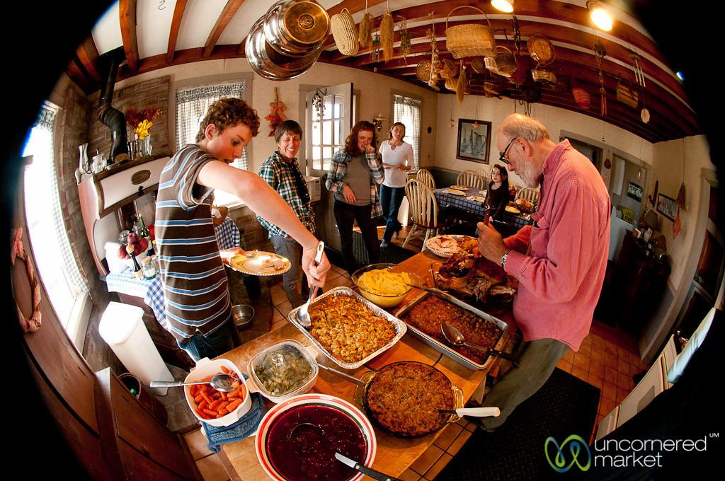 Thanksgiving Dinner - Scranton, Pennsylvania