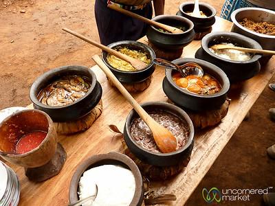 Tanzanian Food Feast - Mto wa Mbu, Tanzania