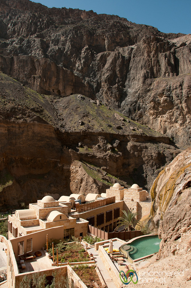 Six Senses Spa at Ma'In Hot Springs - Jordan