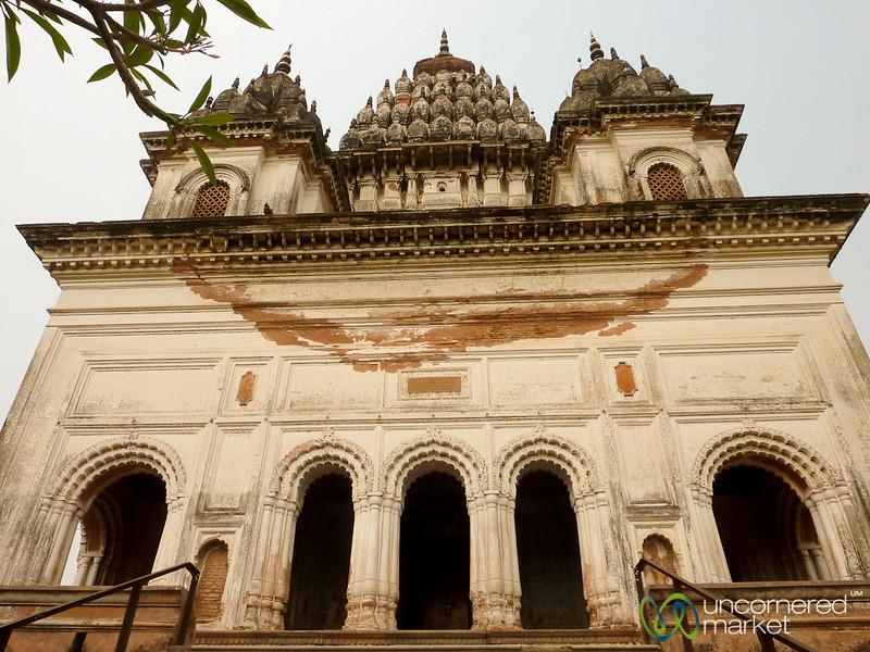 Shiva Hindu Temple - Puthia, Bangladesh