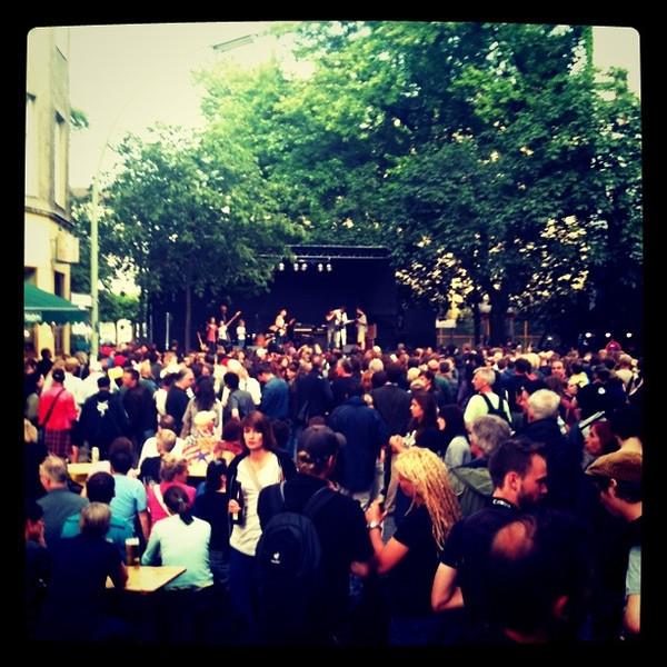 Fête de la Musique, Kreuzberg - Berlin