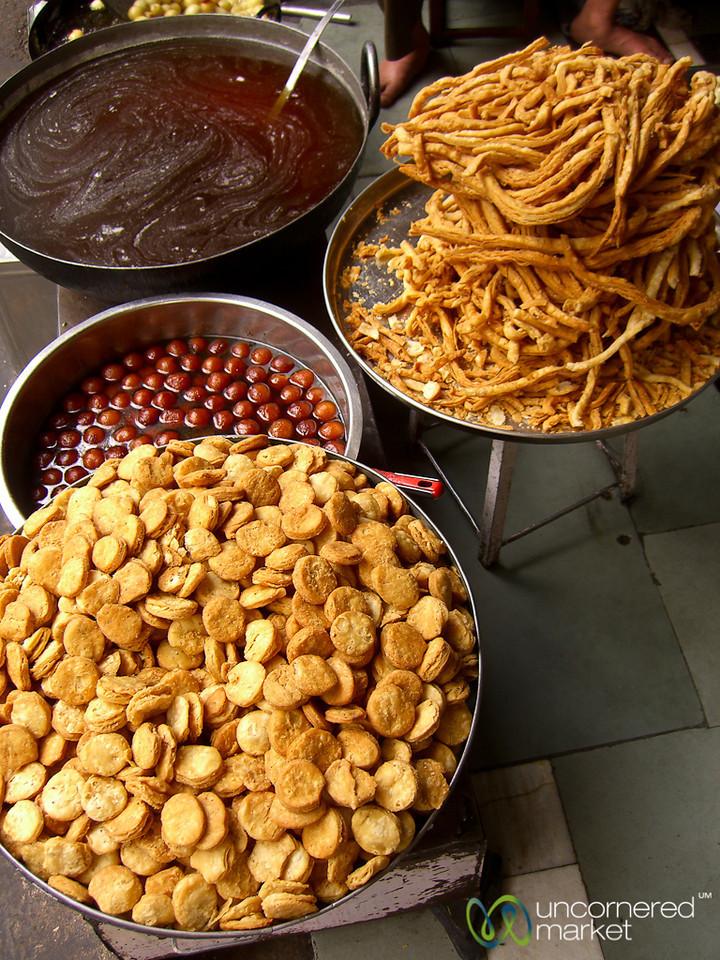 Chaat, Snacks - Udaipur, India