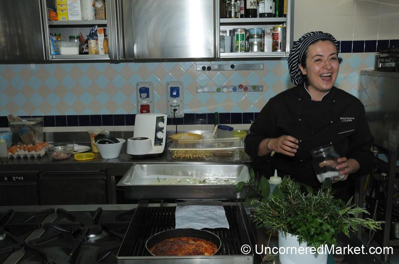 Cheerful Cook - Manciano, Italy
