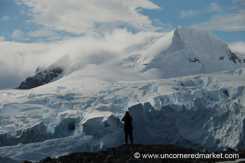 Trying to Photograph Antarctica