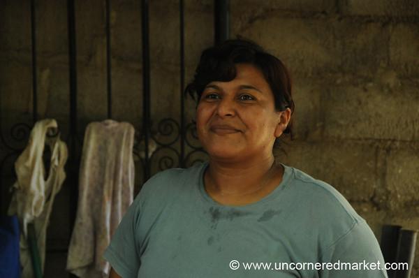 Proud Entrepreneur - Masaya, Nicaragua