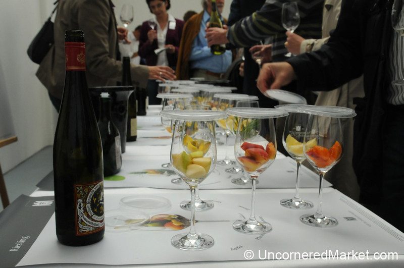 Looking at the Bouquet of German Wines - VDP's 100th Anniversary Events in Berlin, Germany