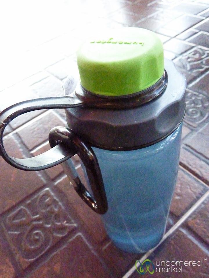Carabiner for Hanging Water Bottle