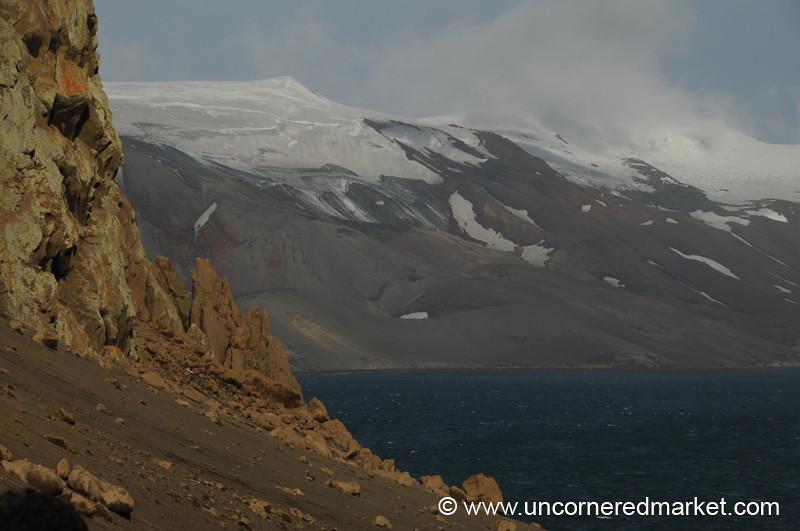 Deception Island Vistas - Antarctica