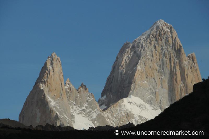 Fitz Roy Mountain - El Chalten, Argentina
