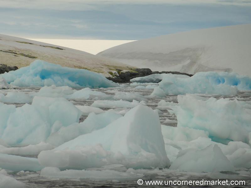 Ice-Scapes - Antarctica
