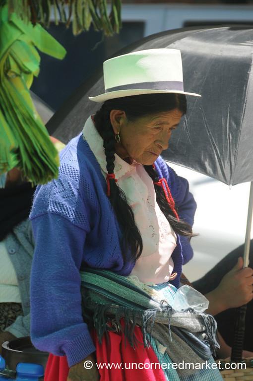 A Little Down - Chordeleg, Ecuador
