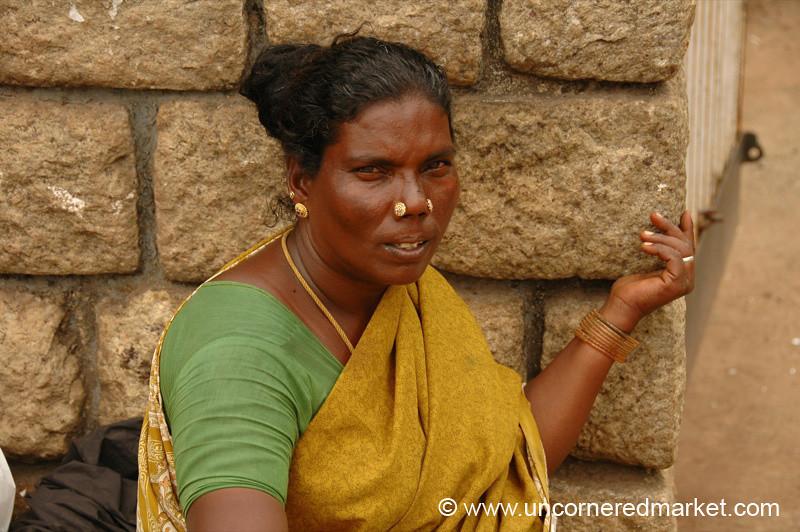 Street Vendor - Kollam, India