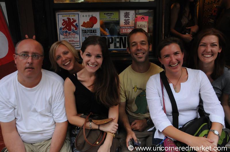 Travel Blogging Meets Street Food at Otafuku in New York