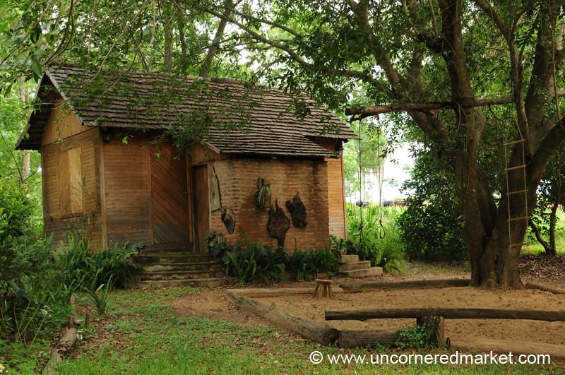 Cosy Cabin at Grania El Roble - Concepcion, Paraguay