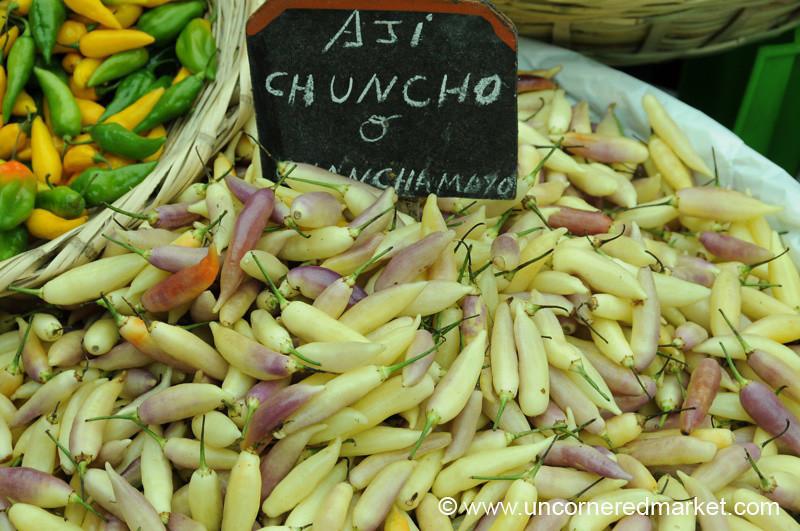 Aji Chuncho - Mistura Gastronomy Festival in Lima, Peru