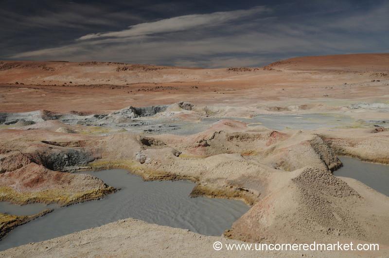 Sun of Tomorrow - Salar Tour, Bolivia