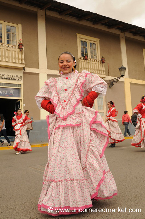 A Smile from Mexico - Cajamarca, Peru