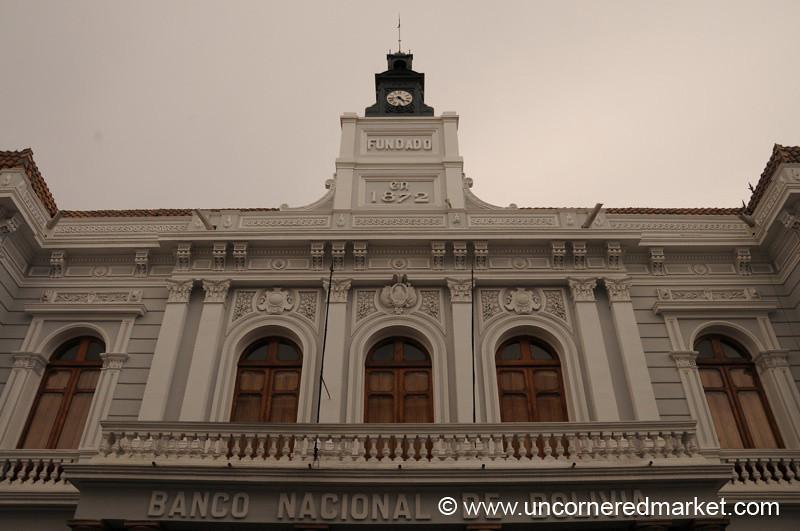 National Bank of Bolivia - Sucre, Bolivia