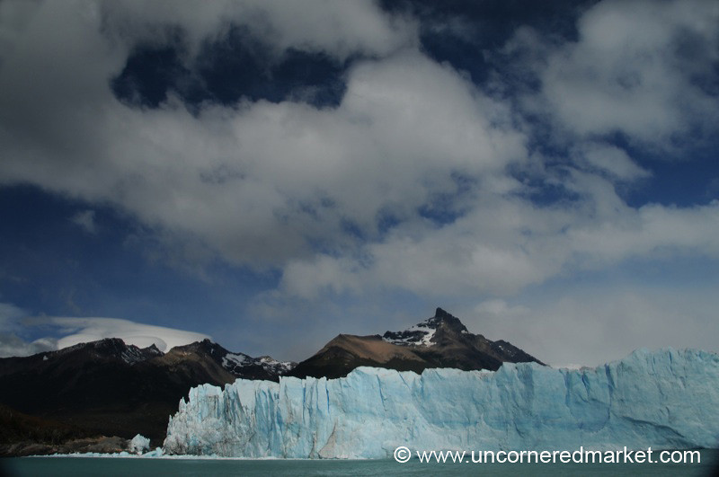 Getting Closer to Perito Moreno Glacier - El Calafate, Argentina