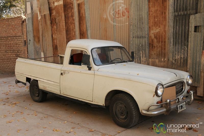 Old Truck in Lujan de Cujo - Mendoza, Argentina