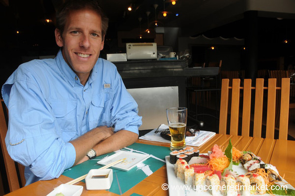 Birthday Lunch in Quito, Ecuador