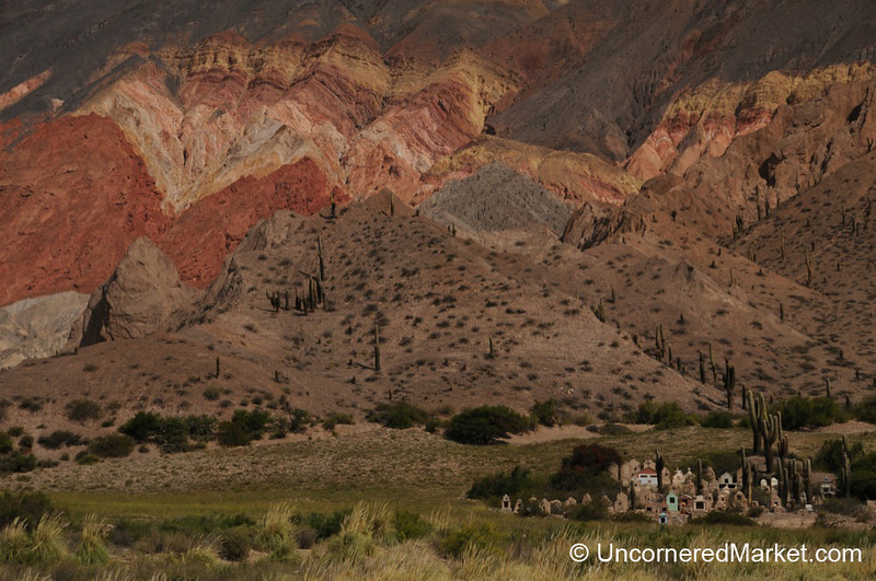 A Beautiful Place to Rest - Northwestern Argentina