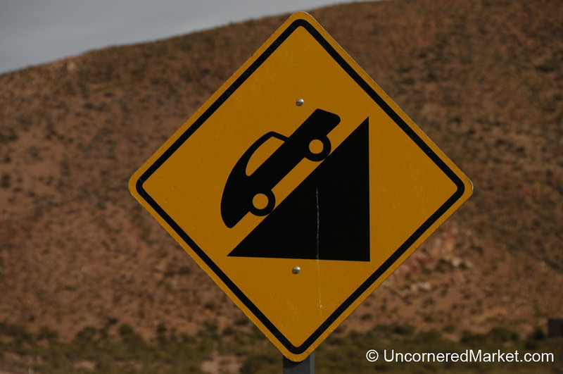 Beware of Steep Argentine Hills