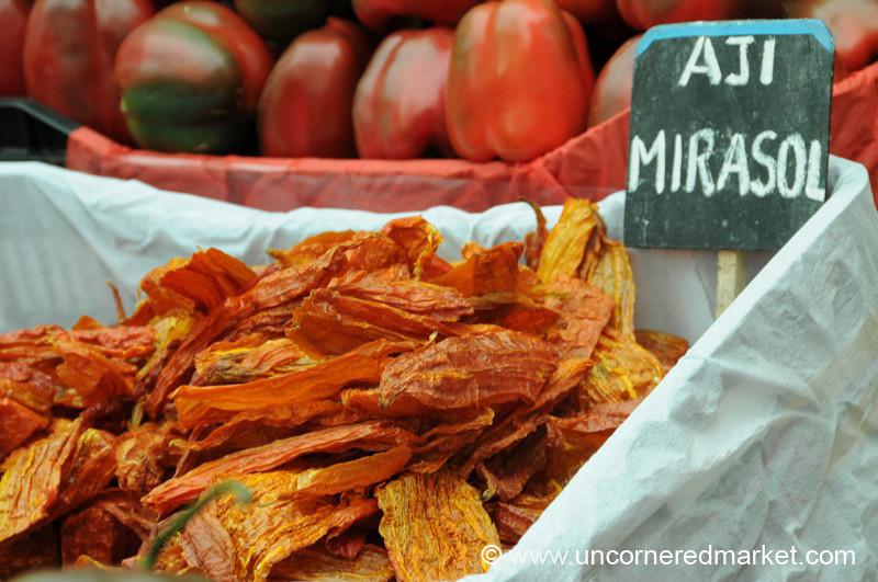 Aji Mirasol - Mistura Gastronomy Festival in Lima, Peru