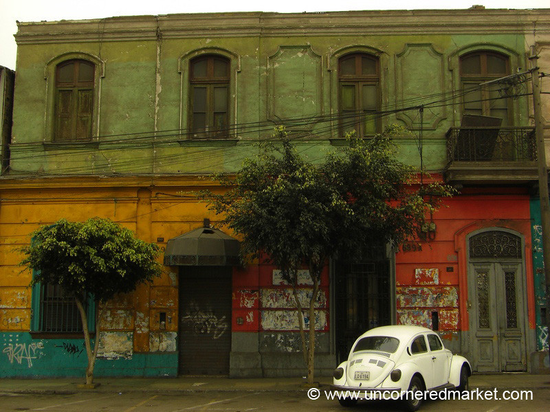 Typical Barranco - Lima, Peru