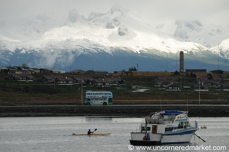Every Transport Option in Ushuaia, Argentina