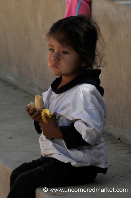 Holding On Tight - Tarija, Bolivia