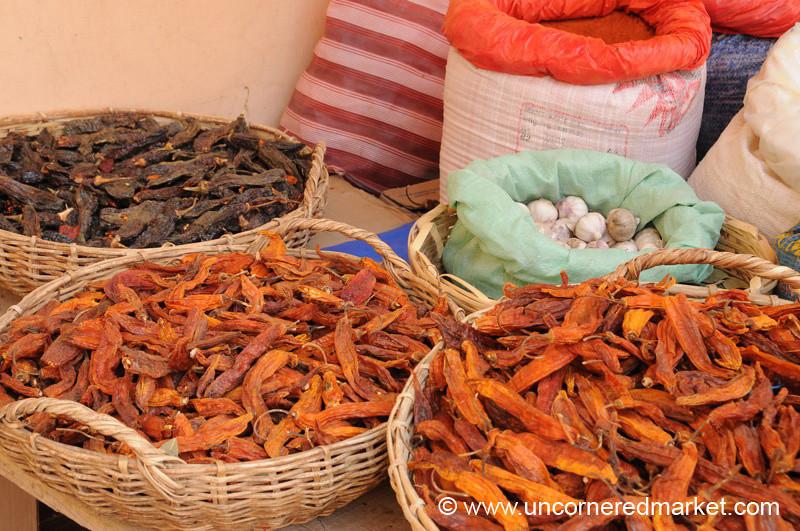 Peppers - Tupiza, Bolivia